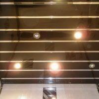 Возможности реечных потолков