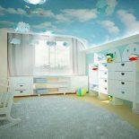 Натяжные потолки – прекрасное решение для спальни