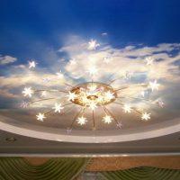 Что такое натяжной потолок ?