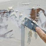 Как убрать старую побелку с потолка. Несколько способов удаления