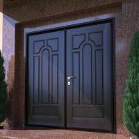 Как выбрать хорошую железную входную дверь?