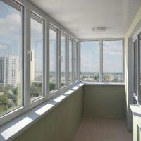Особенности остекления балкона стеклопакетами
