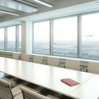 Пластиковые окна для организации