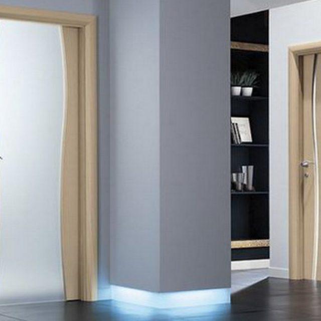 Ламинированные межкомнатные двери: особенности и преимущества