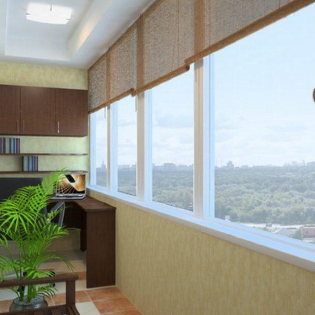 Поэтапный ремонт балкона: последовательность выполнения работ